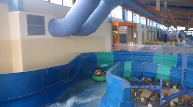 Aqua Marien Marienberg - Crazy River Reifenrutsche Onride