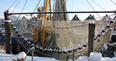 Ein Winterurlaub an der Nordsee bietet ganz besondere Eindrücke und viel Beschaulichkeit. Foto: djd/www.neuharlingersiel.de