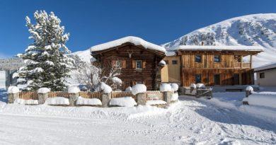 Chalet Berghof Sertig in Davos Clavadel. Bild © Dolores Rupa