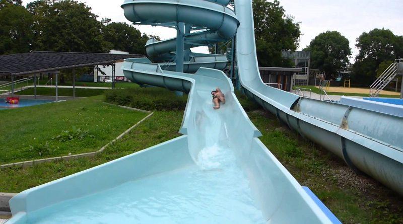 Familienbad Augsburg - Riesenrutsche Onride