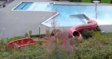 Freibad Hermeskeil - Riesenrutsche Onride