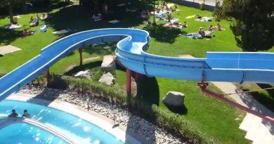 Freibad Kandern - Riesenrutsche Onride