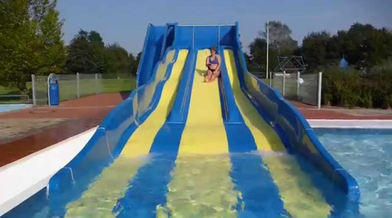 Freibad Nordhorn - Triple Slide Onride