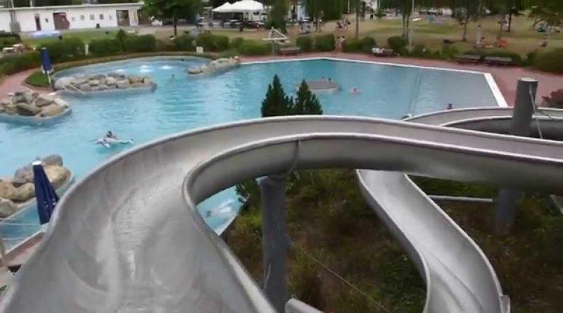 Parkad Schwabach - Riesenrutsche Onride
