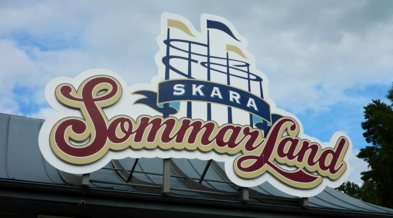 All Slides at Skara Sommarland :: Alle Rutschen! :: GoPro Edit POV