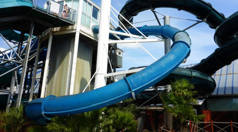 Aqualooping Turborutsche - Speed Slide | Aquaboulevard Paris