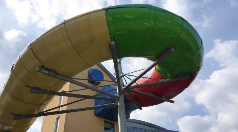 Brockenbad Wernigerode - Magic Eye Reifenrutsche Onride