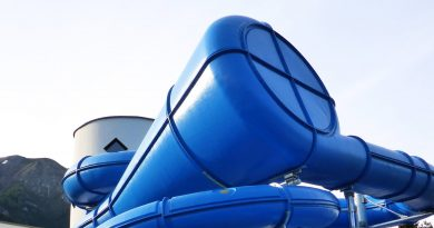 Cone Slide Reifenrutsche | StuBay Freizeitbad Telfes