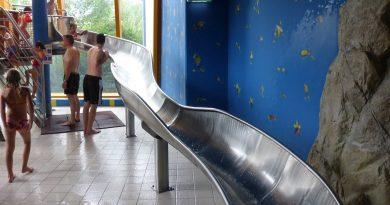 Edelstahl-Kinderrutsche | Wonnemar Sonthofen