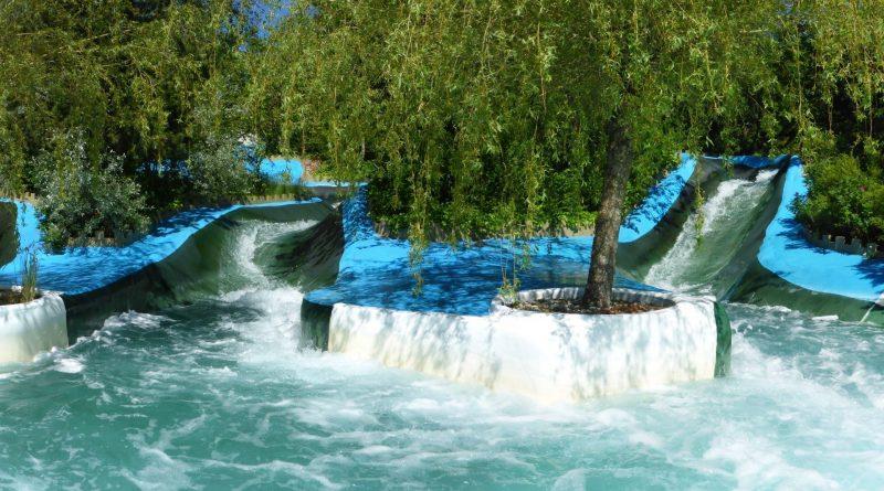 Extreme Wild River Wildwasser-Rutsche | Fårup Sommerland Aquapark