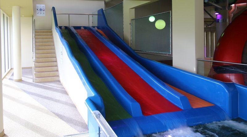 Hotel Seehof Walchsee - Triple Slide Kinderrutsche Onride