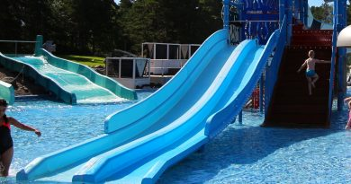 Mini-Breitrutsche :: Two-Lane Kids Slide | Dyreparken Badelandet Kristiansand
