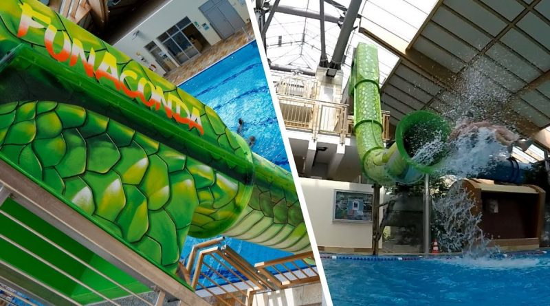 Funaconda :: Jump Slide | AquaFun Soest [NEU 2018]