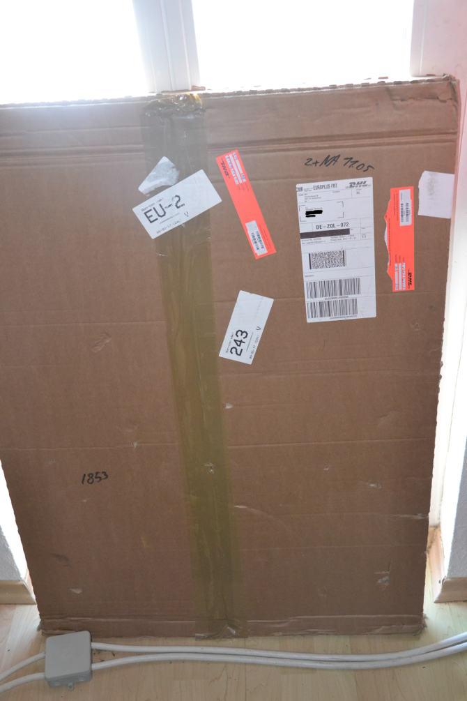 Das Paket.