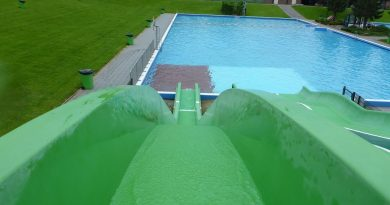 Freefall :: Outdoor Speed Slide | Subtropisch Zwemparadijs Mosaqua Gulpen