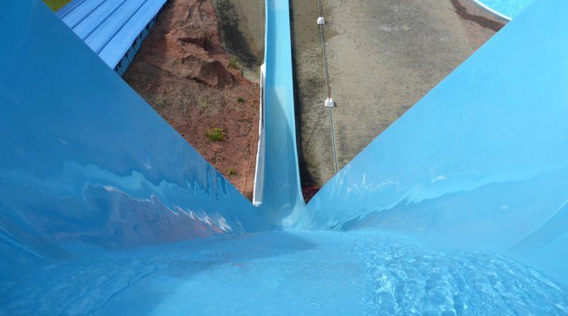 Kamikaze Freefall-Slide | Sommerland Sjælland Nørre Asmindrup