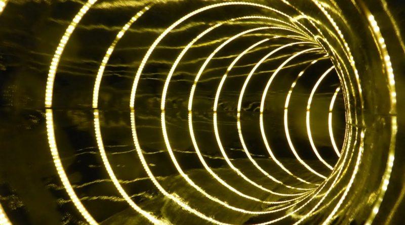 Black Hole Röhrenrutsche :: Extreme fast slide! | CamboMare Kempten