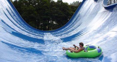 "Half Pipe ""The Wave"" :: Reifenrutsche | Djurs Sommerland Nimtofte"