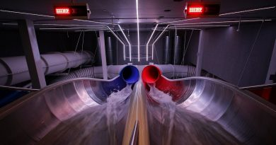 Super G Racer Slide :: Wettkampfrutsche | Säntispark Abtwil [NEU 2016]
