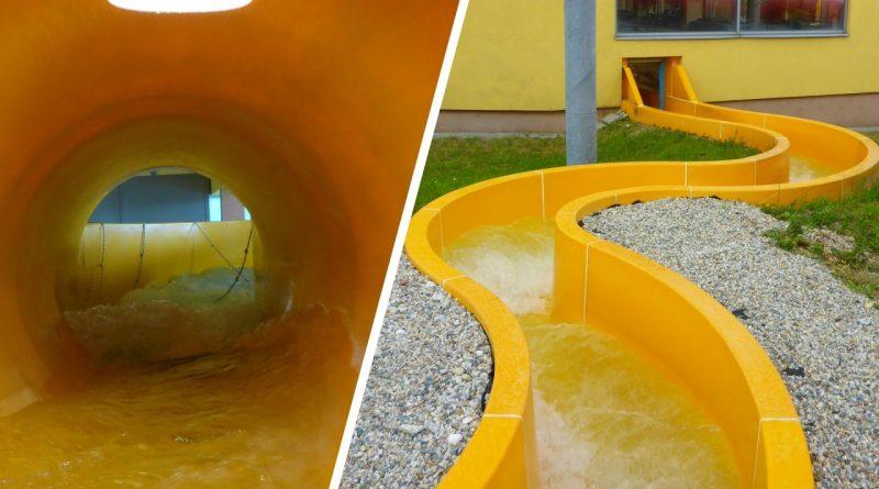 Wildwasser-Rutsche :: Wildbach | Aquapark Olešná Frýdek-Místek