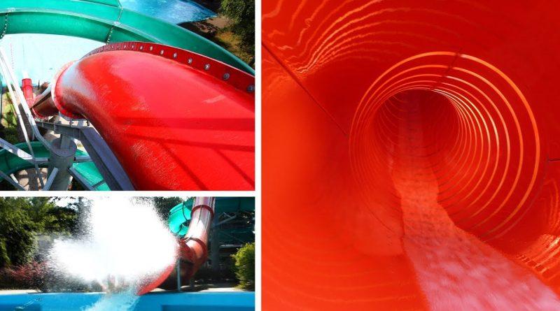 rote Turborutsche :: Rode Boschbaan | Boschbad Apeldoorn