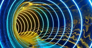 Black Hole :: Röhrenrutsche | GraftTherme Delmenhorst