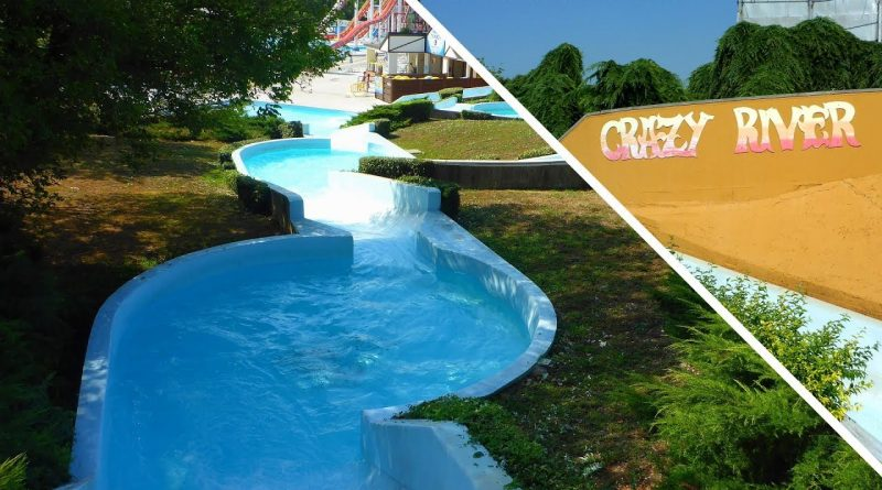 Crazy River :: Wildwasser-Rutsche | Acquatica Park Mailand