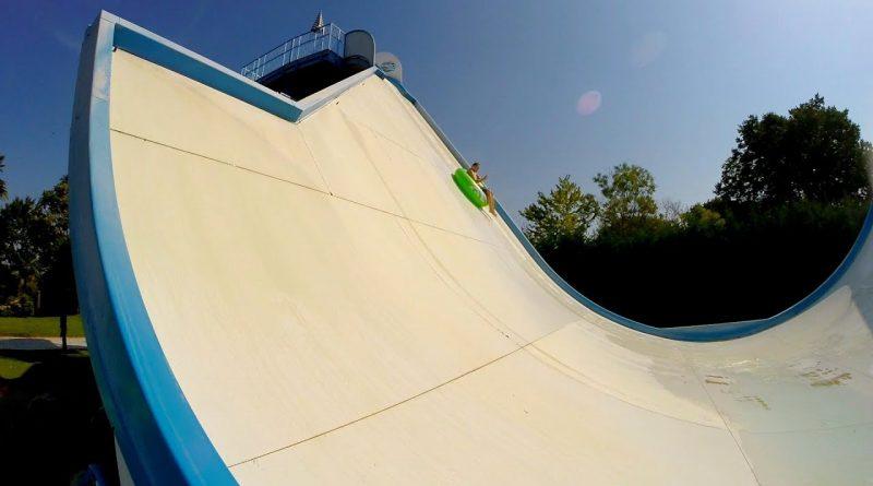 Rafting Pipe :: Sidewinder Reifenrutsche | Acquatica Park Mailand