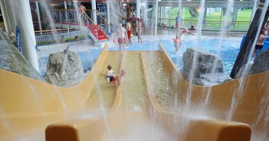 Rapid Run :: Triple Slide | Tikibad Duinrell Wassenaar