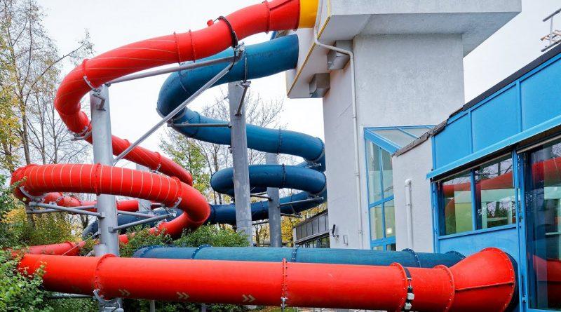 rote Turborutsche :: Speedrutsche | Phönixbad Ottobrunn