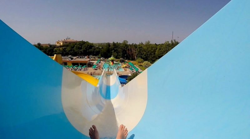 Super Kamikaze :: Freefall Speed Slide | RioValli Cavaion Veronese