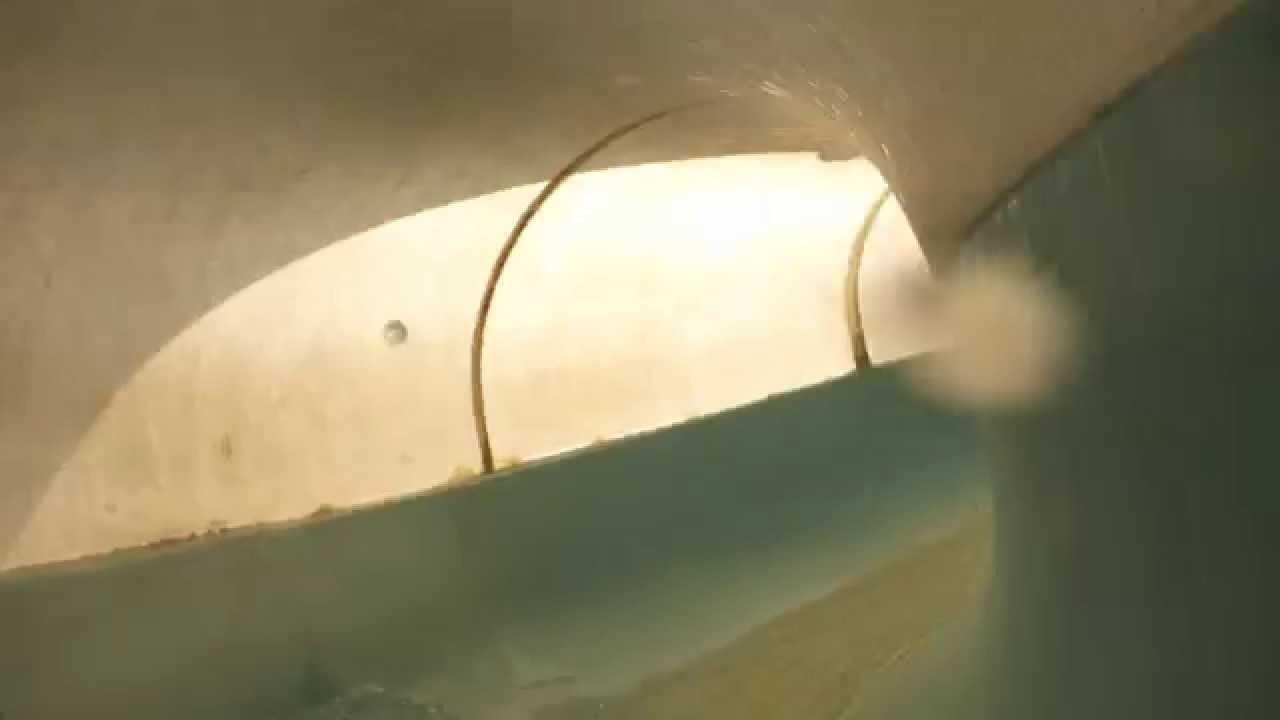 Badewelt Waikiki Zeulenroda - Tunnelrutsche Onride