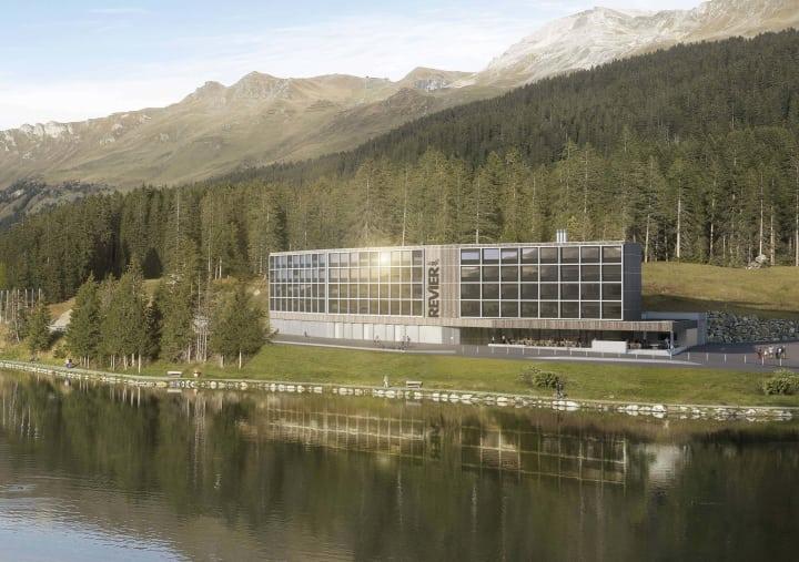 Revier Mountain Lodge, Arosa Lenzerheide (Graubünden). Bild: Schweiz Tourismus