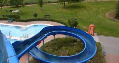 Freibad Altenglan - Riesenrutsche Onride
