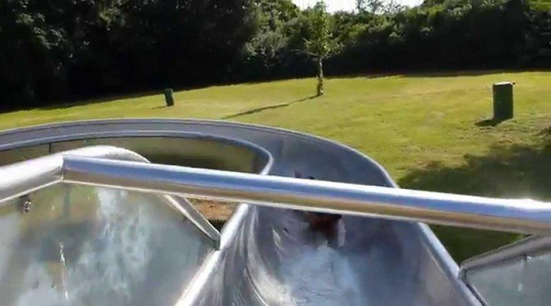 Freibad Langenselbold - Riesenrutsche Onride
