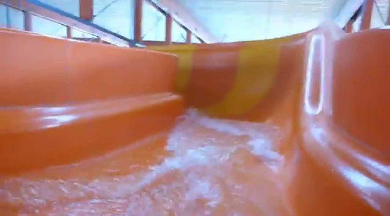 Saalemaxx Rudolstadt - Crazy River Reifenrutsche Onride