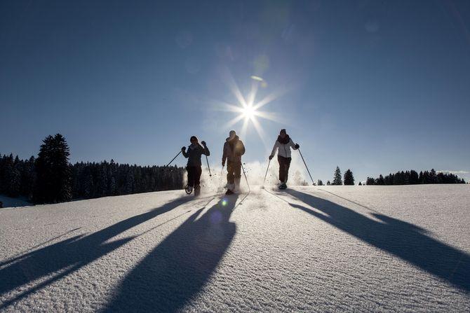 Winter in der Schweiz. Foto: Guillaume Perret/J3L/akz-o