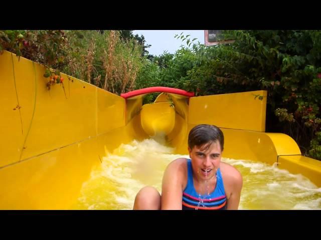 Erlebnisbad Bredstedt - Riesenrutsche Onride