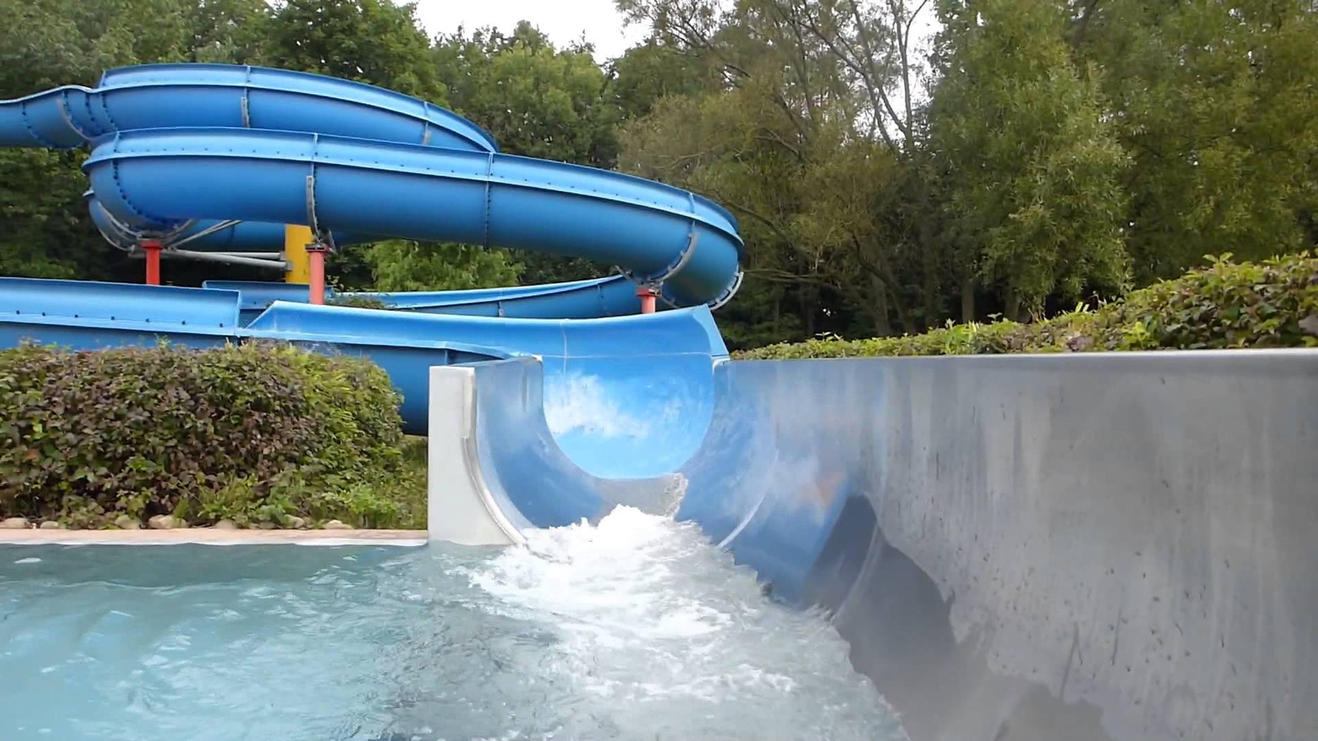 Waldschwimmbad Eisenberg - Riesenrutsche Onride