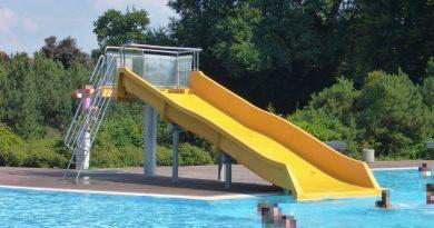 Waldschwimmbad Lorsch - Breitrutsche Onride