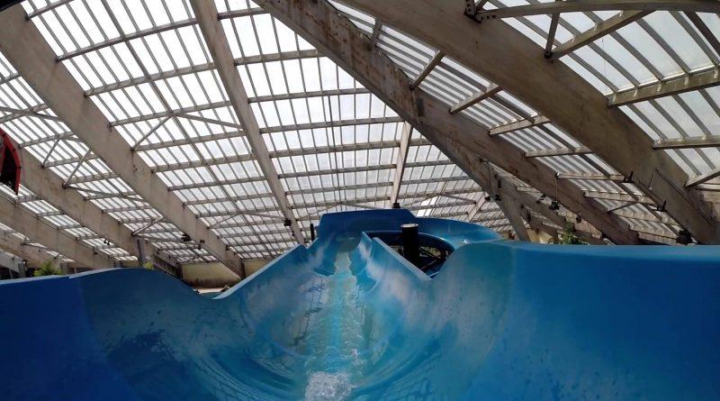 Aquaglisse Reifenrutsche | Aquaboulevard Paris