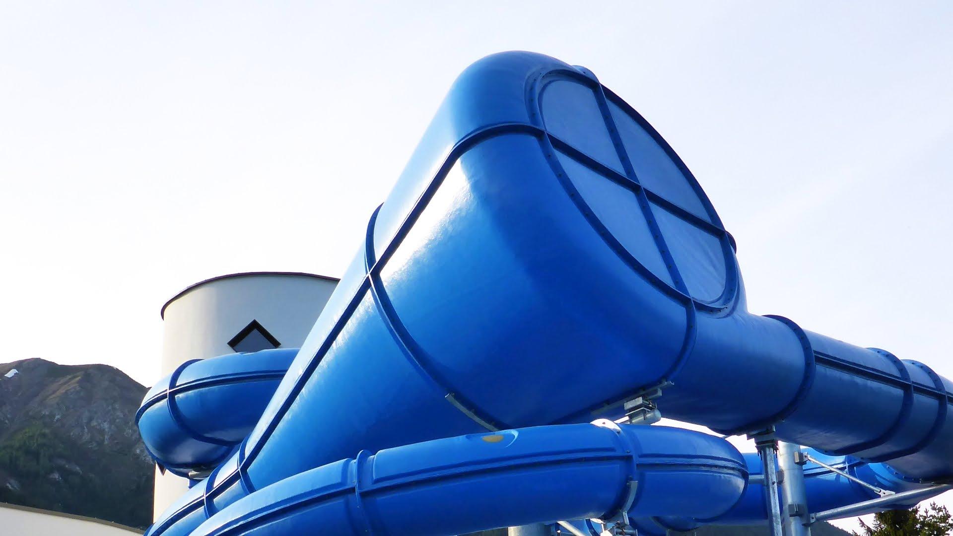 Cone Slide Reifenrutsche   StuBay Freizeitbad Telfes