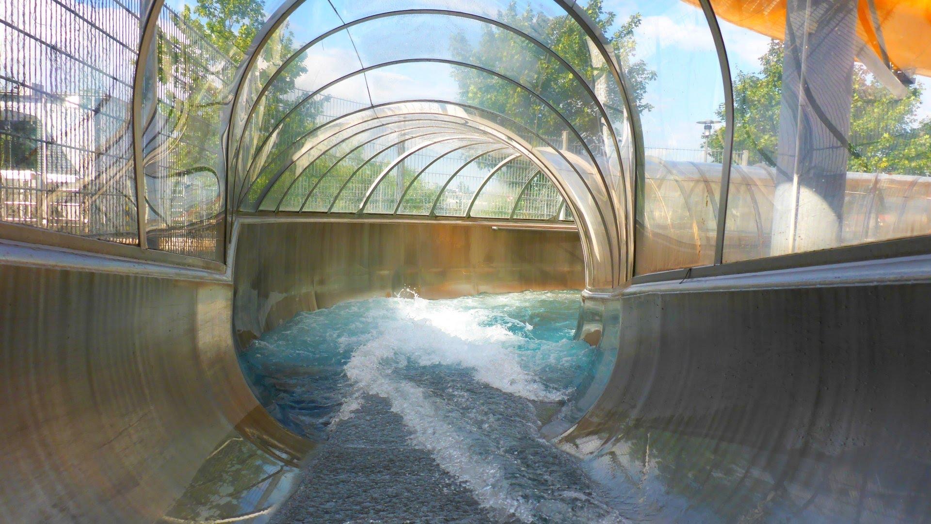 Crazy River Reifenrutsche :: Rafting Slide   CamboMare Kempten