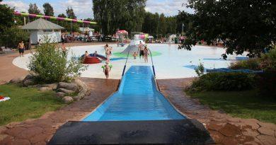 Kinder-Breitrutsche :: Kids Slide | Skara Sommarland