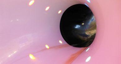 monte mare Schliersee - Black Hole Röhrenrutsche Onride