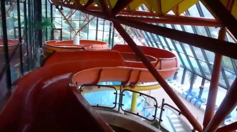Moselbad Cochem-Cond - Riesenrutsche Onride