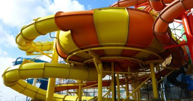 Aztec Falls (Trichterrutsche) :: Funnel Slide | Sandcastle Waterpark Blackpool