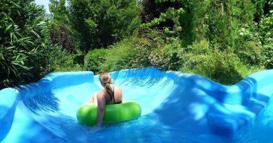 Piranas River :: Wildwasser-Rutsche | Le Vele Acquapark San Gervasio Bresciano