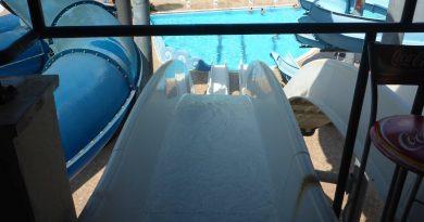 Kamikaze :: Mini-Freefall Slide | Le Vele Acquapark San Gervasio Bresciano