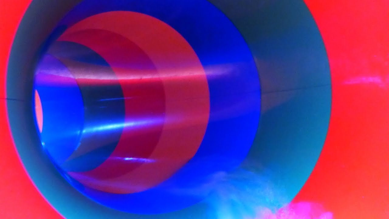 Family Slide :: interaktive Black Hole | Sportoase Duinenwater Knokke-Heist